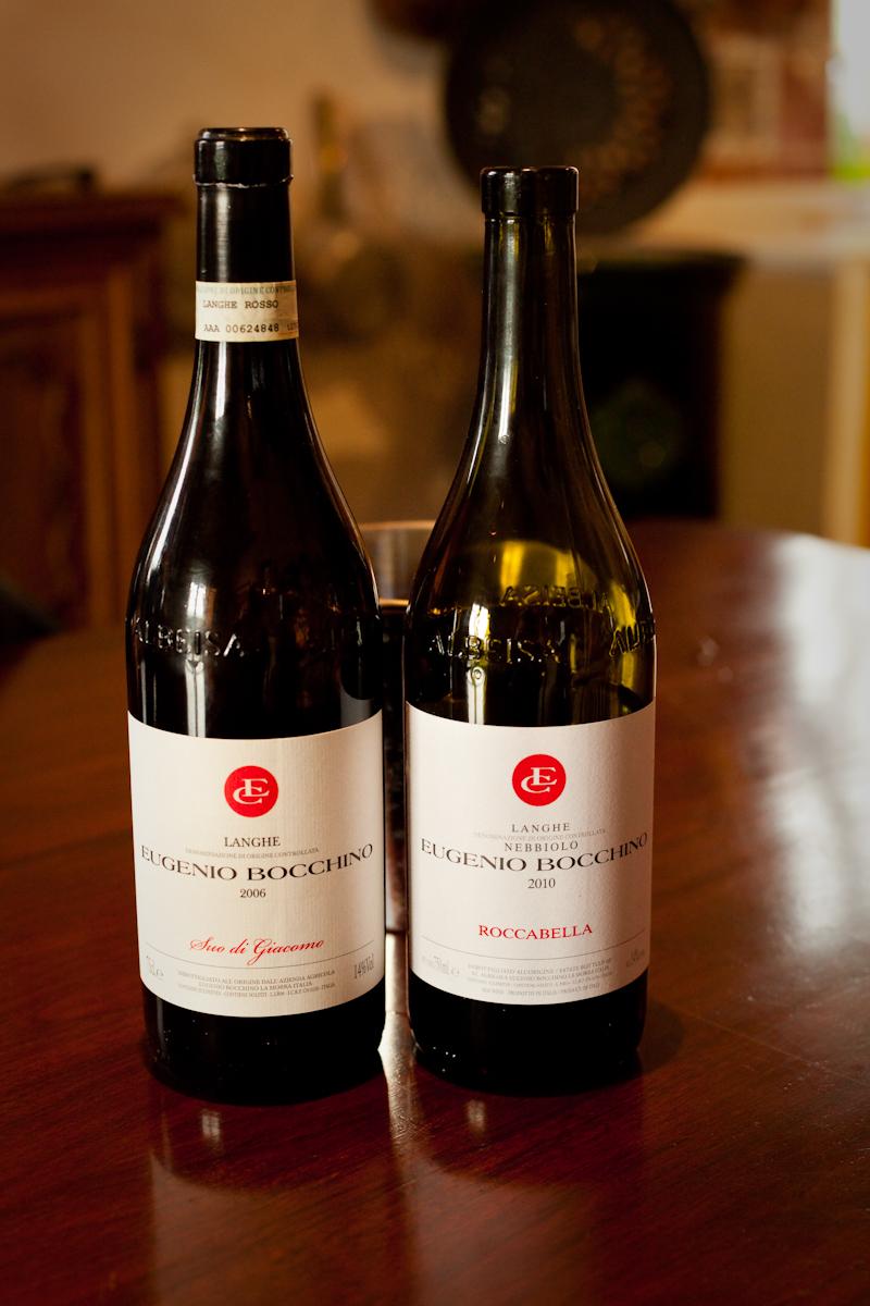 Eugenio Bocchino Barolo wine, Italy